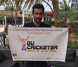 Muhammad Amir (Pakistani Cricketer) Promoting TunnTunn