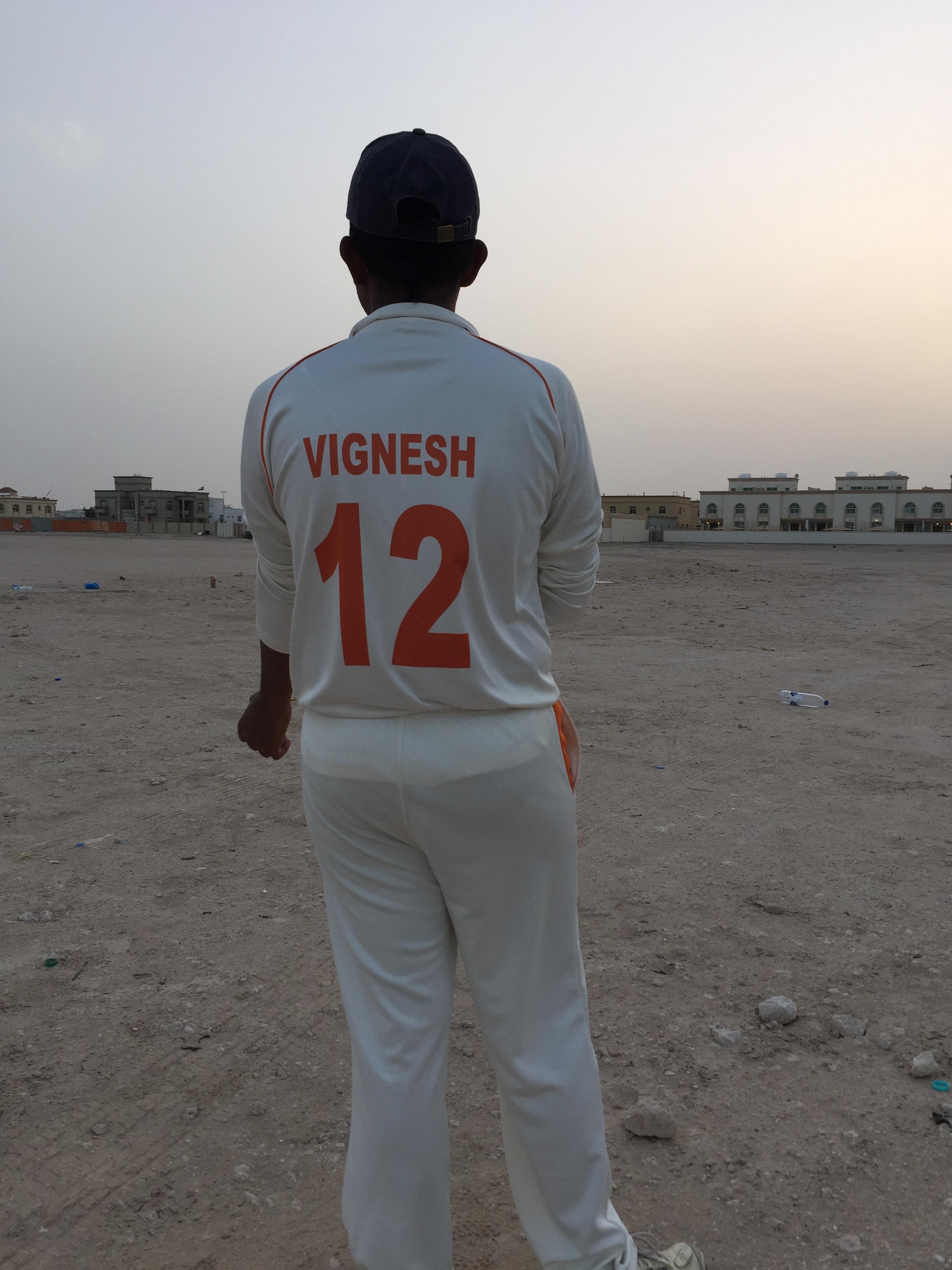 Vignesh  Ravi Sankar