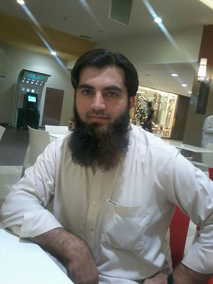 Rahim Ullah Jan  Afridi